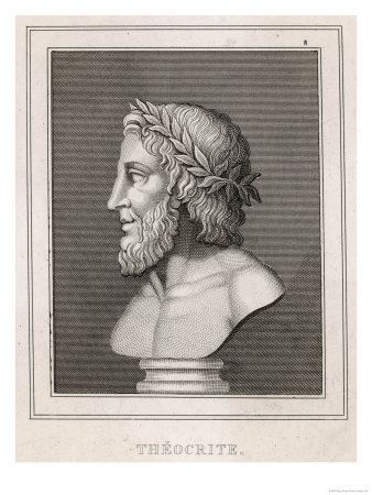 Greek poet Theocritus