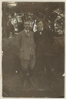 Cyril Rootham and unknown