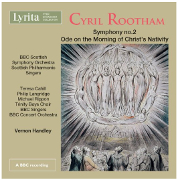 Cyril Rootham Ode on the Morning of Christ's Nativity