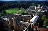 St John's College, Cambridge: viewed from the chapel roof