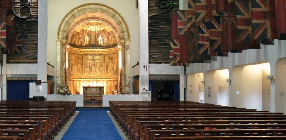 The Guards' Chapel, Wellington Barracks