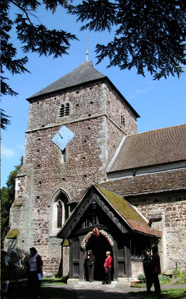 St Nicholas Church, Cranleigh
